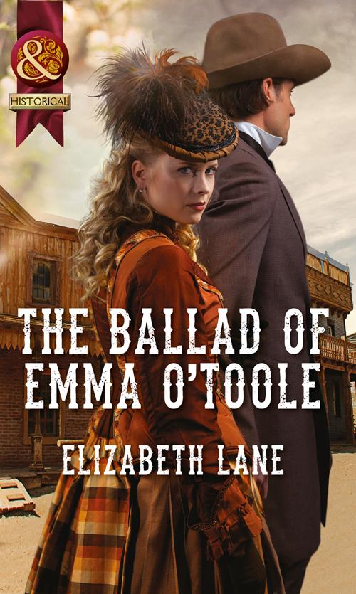 Elizabeth Lane The Ballad of Emma O'Toole elizabeth lane bride on the run
