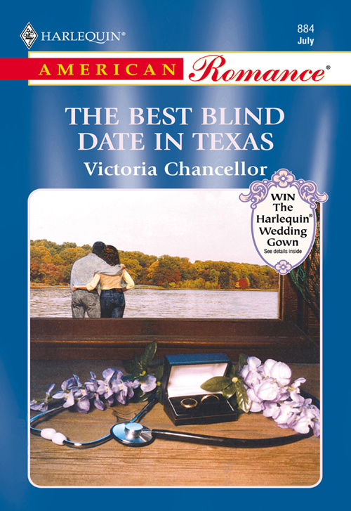 Victoria Chancellor The Best Blind Date In Texas on the way to the wedding