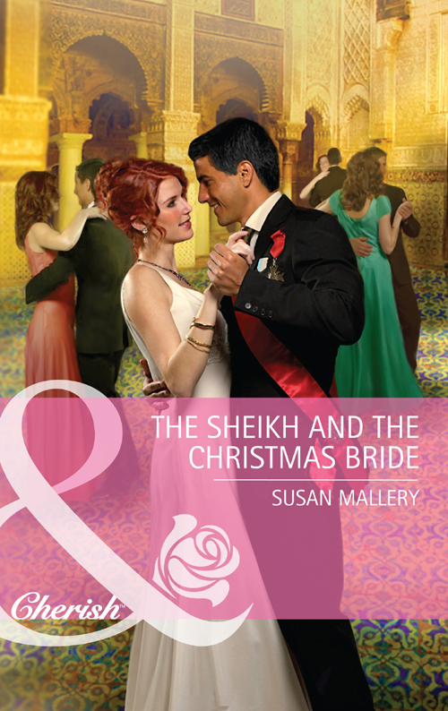 The Sheikh and the Christmas Bride