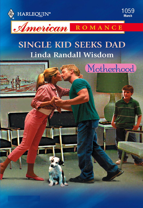 Linda Wisdom Randall Single Kid Seeks Dad pair of charming titanium steel geometric earrings for women