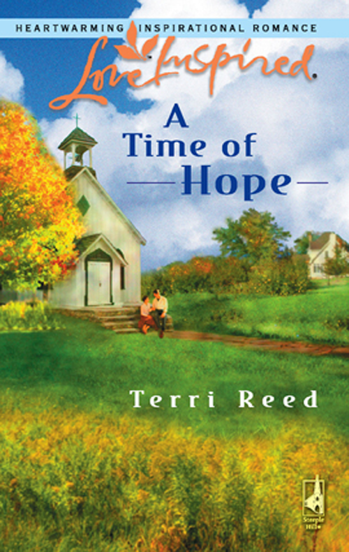 Terri Reed A Time of Hope ic