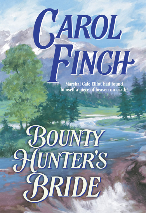 Carol Finch Bounty Hunter's Bride