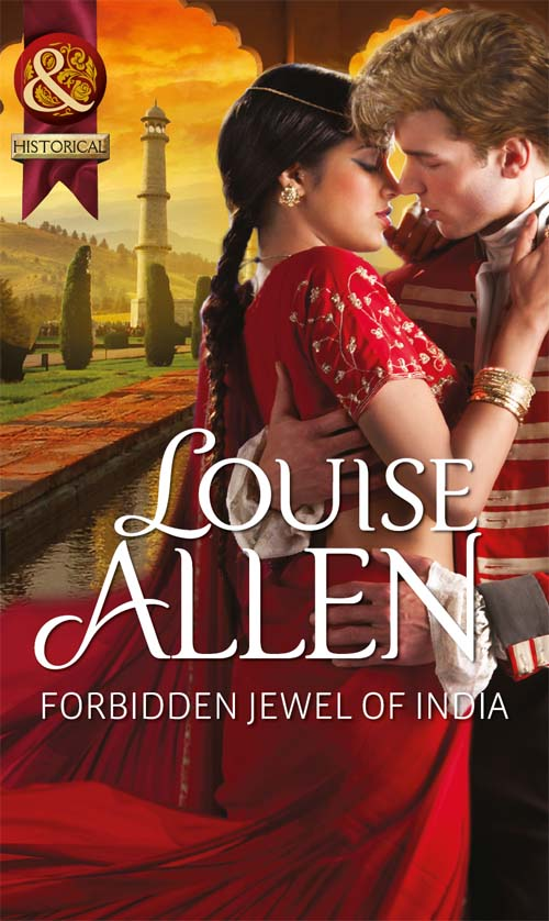 Louise Allen Forbidden Jewel of India все цены