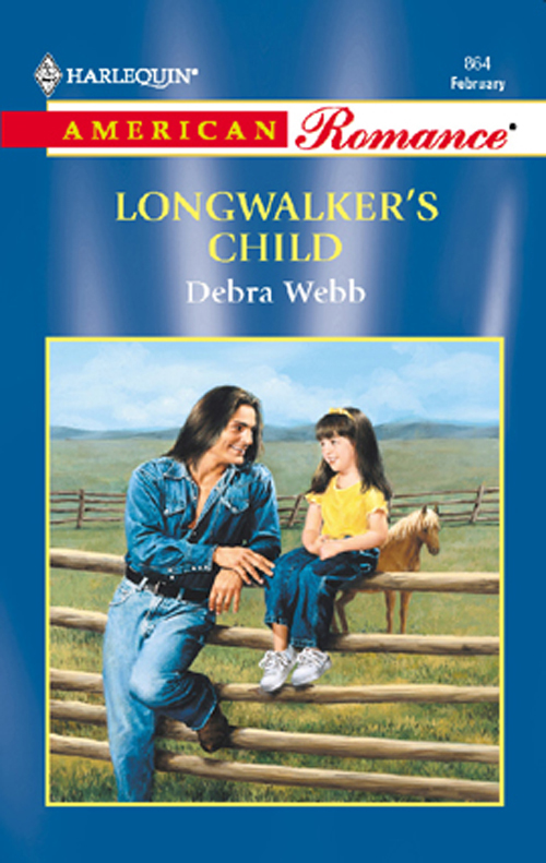 Debra Webb Longwalker's Child gray e one girl and her dogs