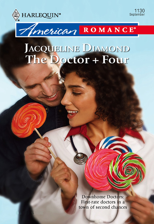 Jacqueline Diamond The Doctor + Four