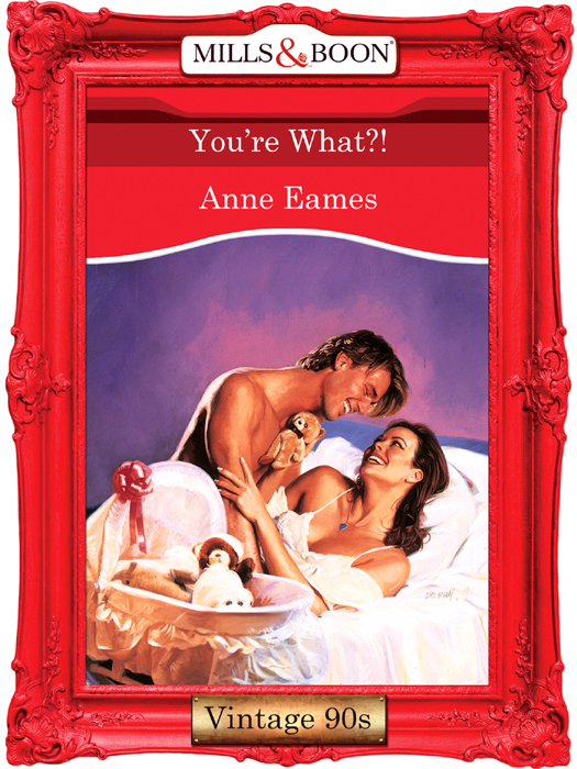 Anne Eames You're What?! what was the san francisco earthquake