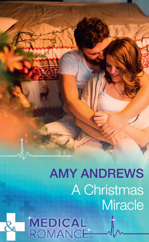 Amy Andrews A Christmas Miracle amy andrews a doctor a nurse a christmas baby
