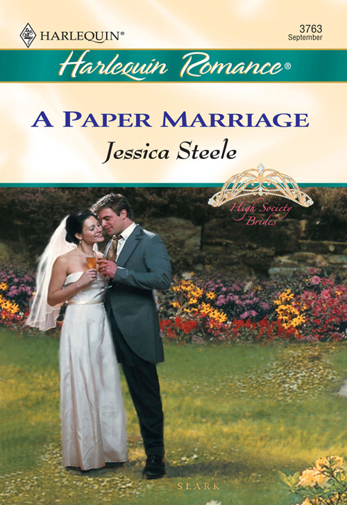 Jessica Steele A Paper Marriage jessica steele part time marriage