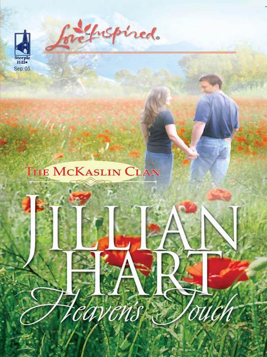 Jillian Hart Heaven's Touch jillian hart blessed vows