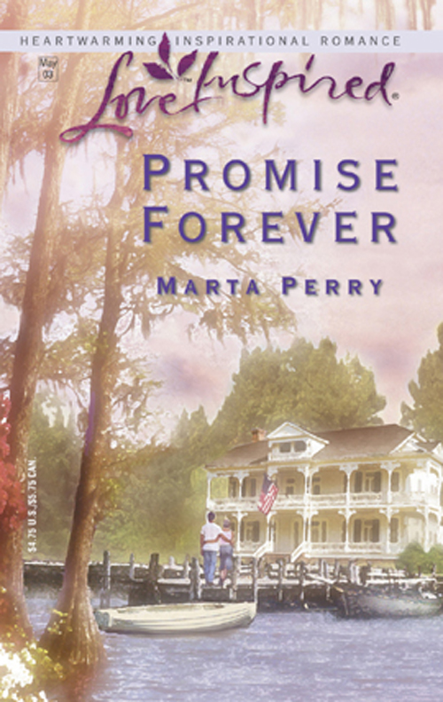 Marta Perry Promise Forever pamela sye the son i never had