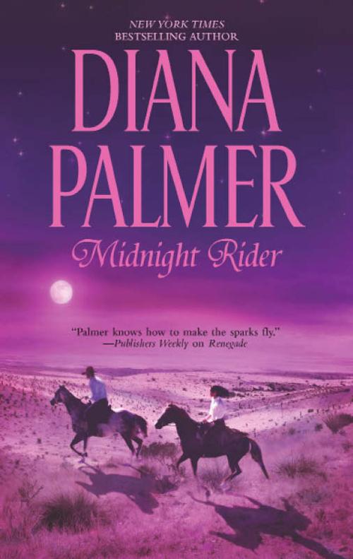 Diana Palmer Midnight Rider bernadette cptn reena spaulings