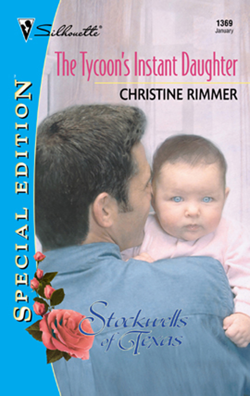 Christine Rimmer The Tycoon's Instant Daughter hannah bernard the dating resolution