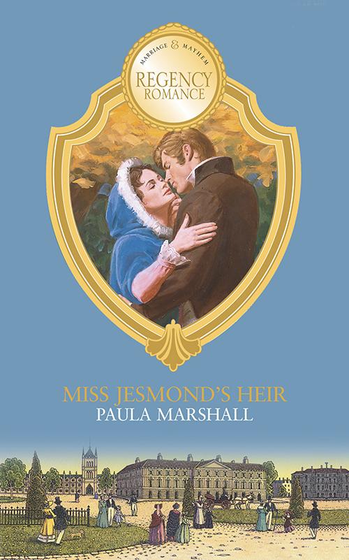 Paula Marshall Miss Jesmond's Heir