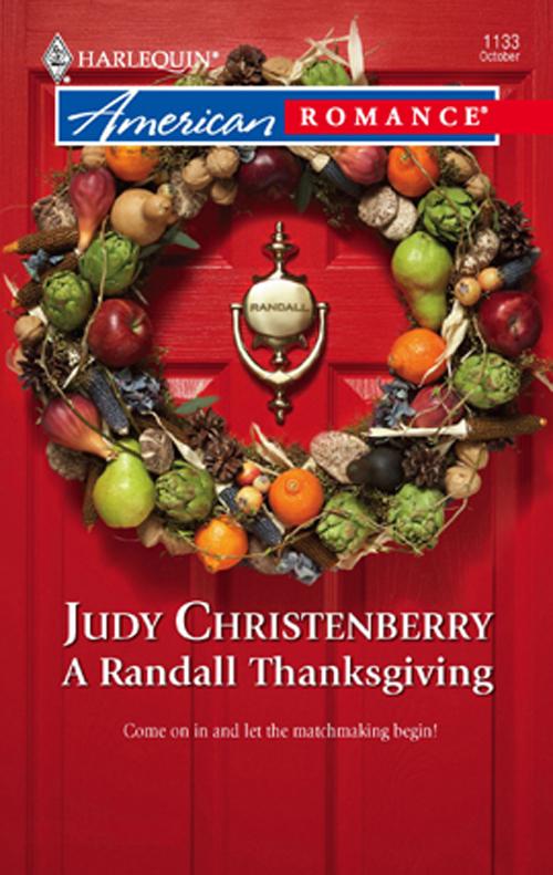 Judy Christenberry A Randall Thanksgiving judy christenberry randall wedding