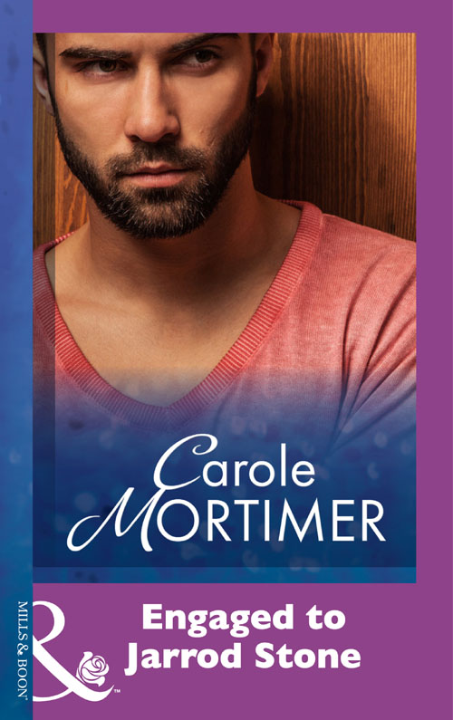 Carole Mortimer Engaged To Jarrod Stone carole mortimer the yuletide engagement