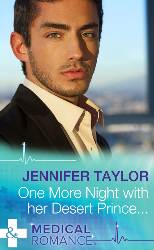 Jennifer Taylor One More Night with Her Desert Prince... sam cooke sam cooke twistin the night away