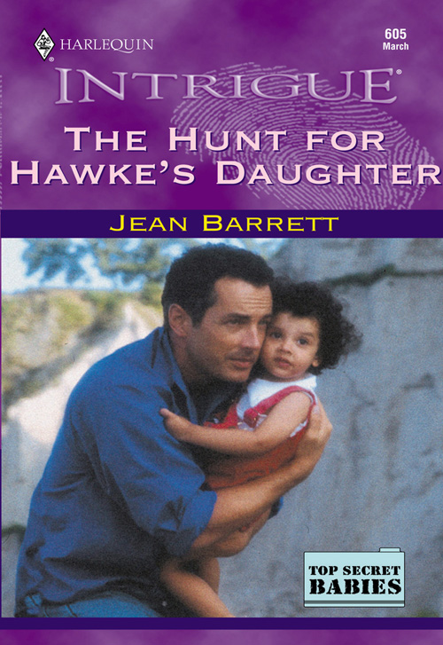 Jean Barrett The Hunt For Hawke's Daughter only child