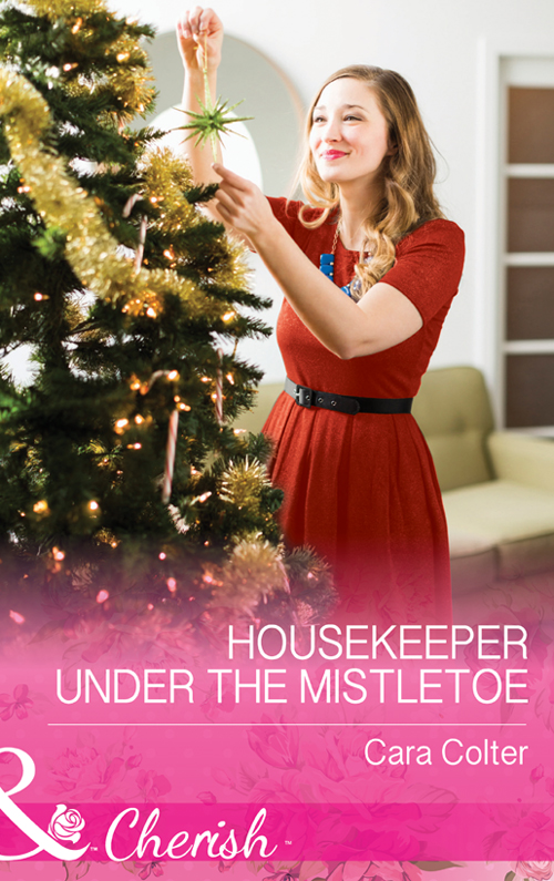 Фото - Cara Colter Housekeeper Under The Mistletoe active cut out elastic vest in navy
