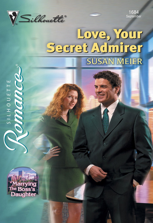 SUSAN MEIER Love, Your Secret Admirer amanda stevens secret admirer