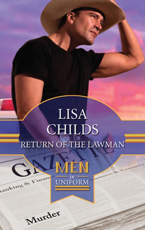 Lisa Childs Return of the Lawman lisa childs return of the lawman
