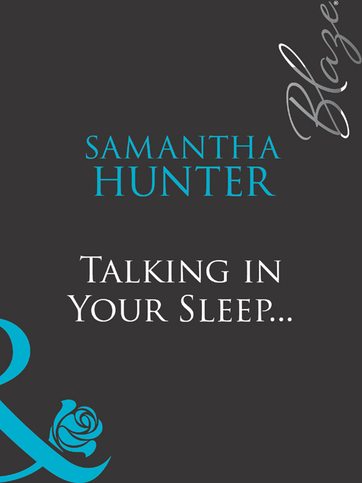 Samantha Hunter Talking in Your Sleep... obama b dreams from my father