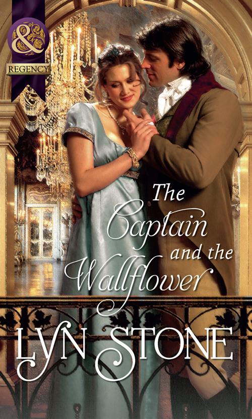 Lyn Stone The Captain and the Wallflower the wallflower 9