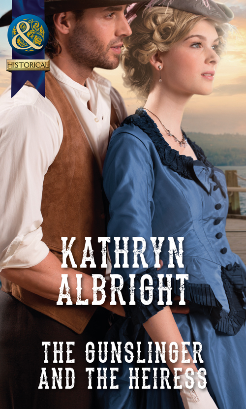 Kathryn Albright The Gunslinger and the Heiress hannah bernard the dating resolution