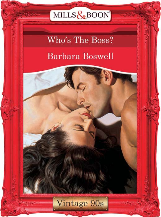 Barbara Boswell Who's The Boss? bj james the return of adams cade