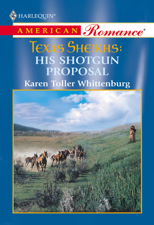 Karen Whittenburg Toller His Shotgun Proposal deb kastner his texas bride