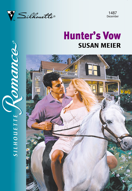 SUSAN MEIER Hunter's Vow susan meier love your secret admirer