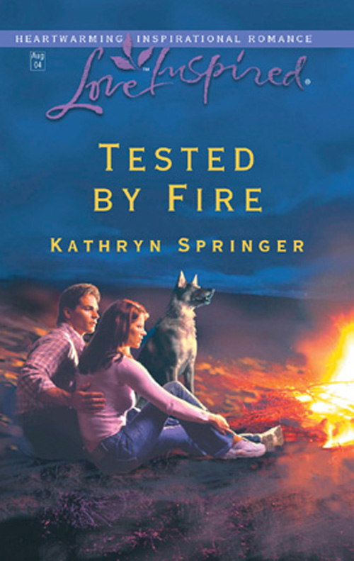 Kathryn Springer Tested by Fire