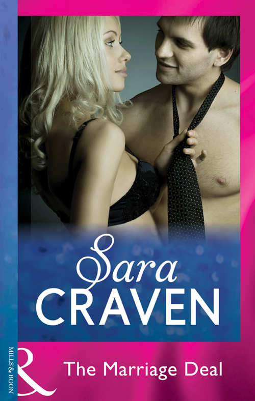 Sara Craven The Marriage Deal sara craven dark ransom