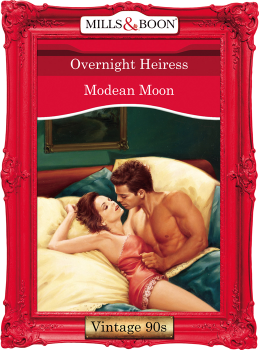 Modean Moon Overnight Heiress modean moon lost and found bride