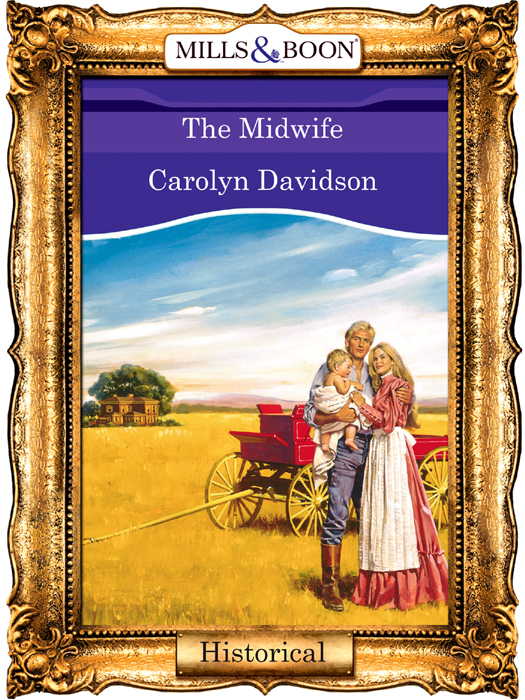 Carolyn Davidson The Midwife the midwife