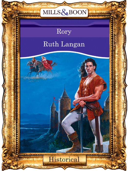 Ruth Langan Rory a man in uniform