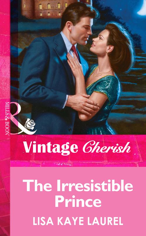 Lisa Laurel Kaye The Irresistible Prince