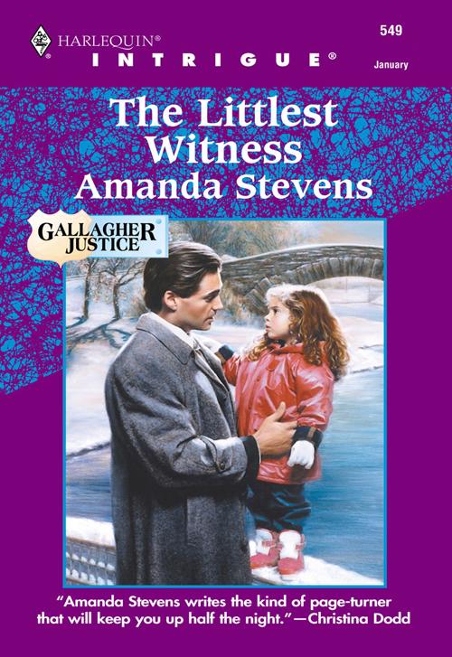 Amanda Stevens The Littlest Witness the last witness