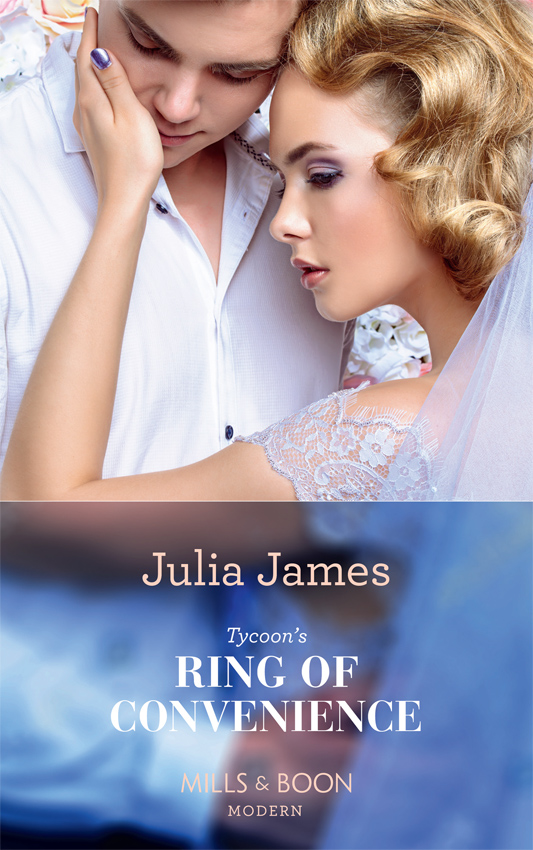 Julia James Tycoon's Ring Of Convenience julia james tycoon s ring of convenience