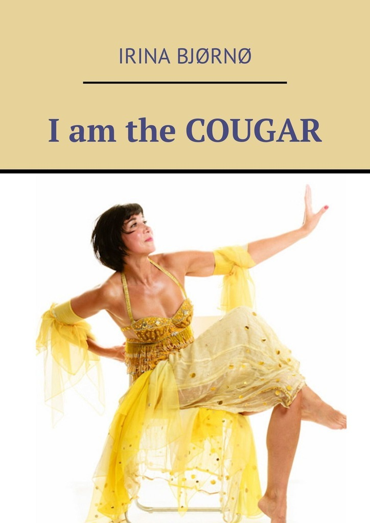 Irina Bjørnø I am the COUGAR