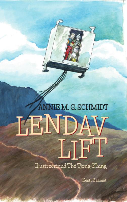 Annie M. G. Schmidt Lendav lift цена
