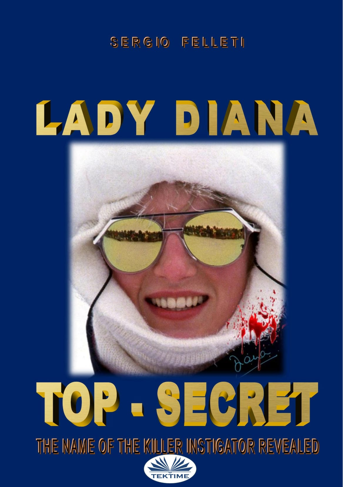 Sergio Felleti Lady Diana – Top Secret футболка top secret top secret mp002xw0e5po