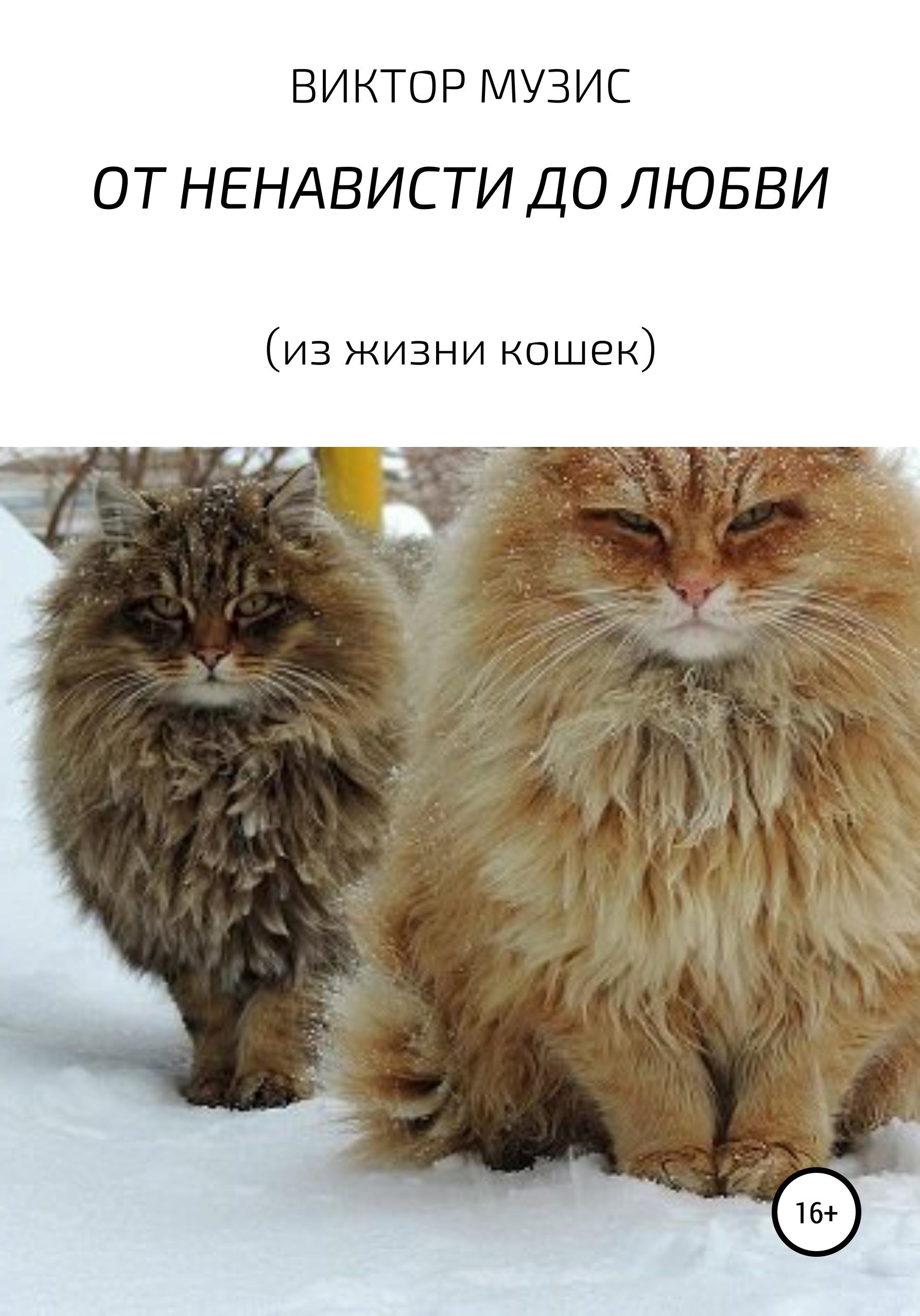 Фото - Виктор Музис От ненависти до любви (из жизни кошек) фото