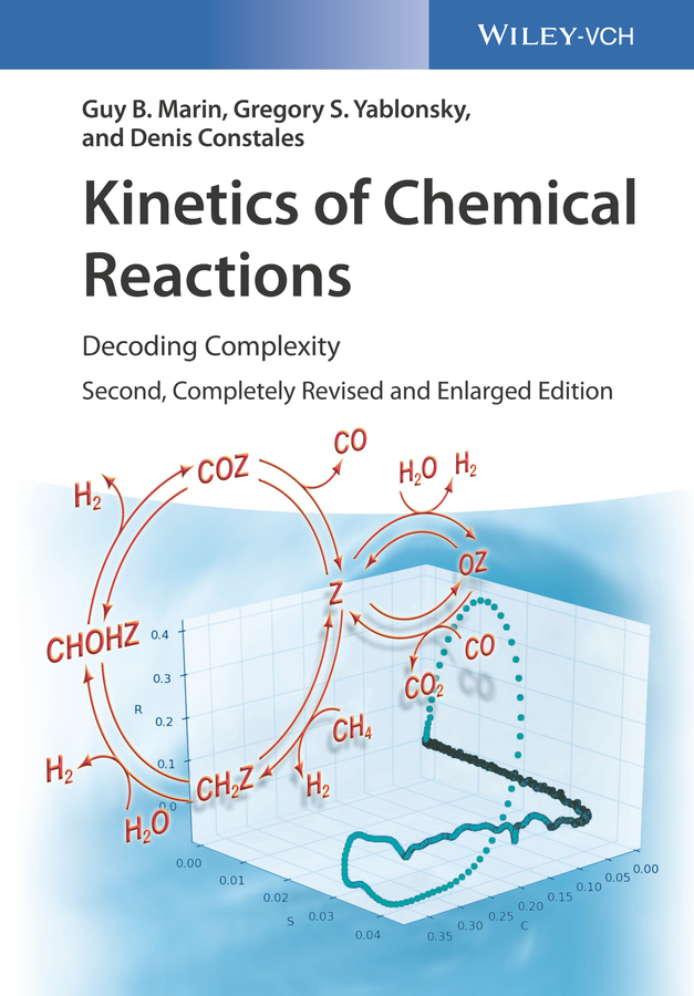 лучшая цена Denis Constales Kinetics of Chemical Reactions. Decoding Complexity