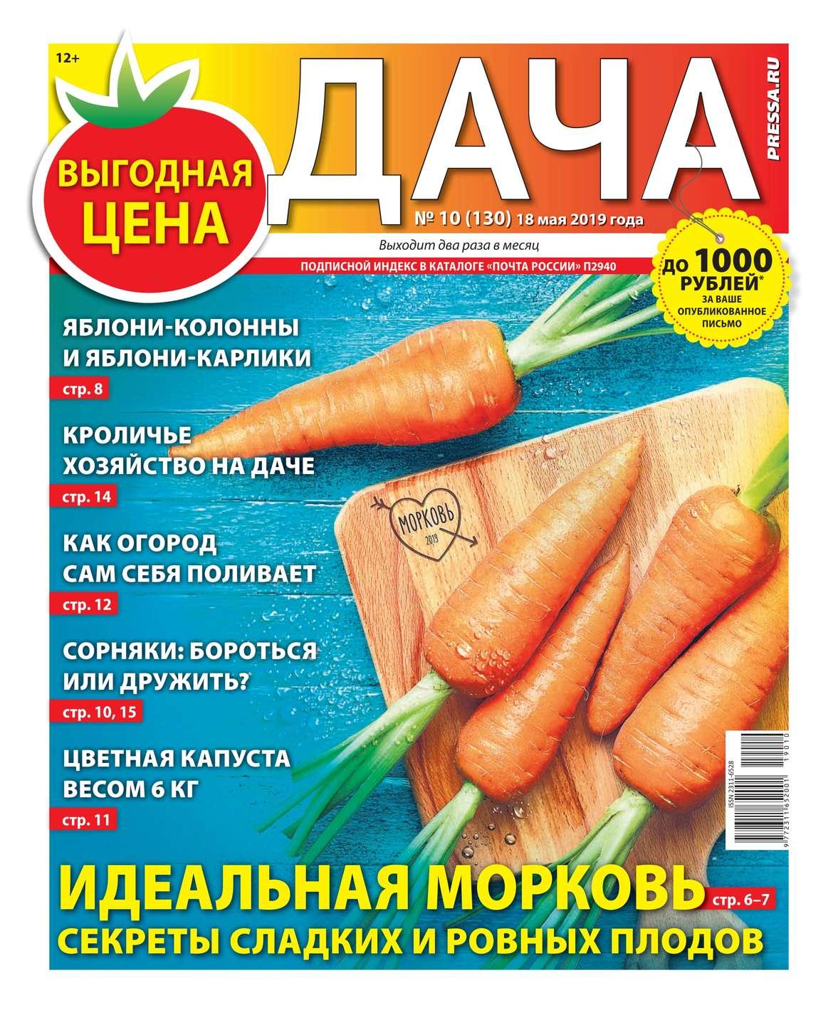 Дача Pressa.ru 10-2019