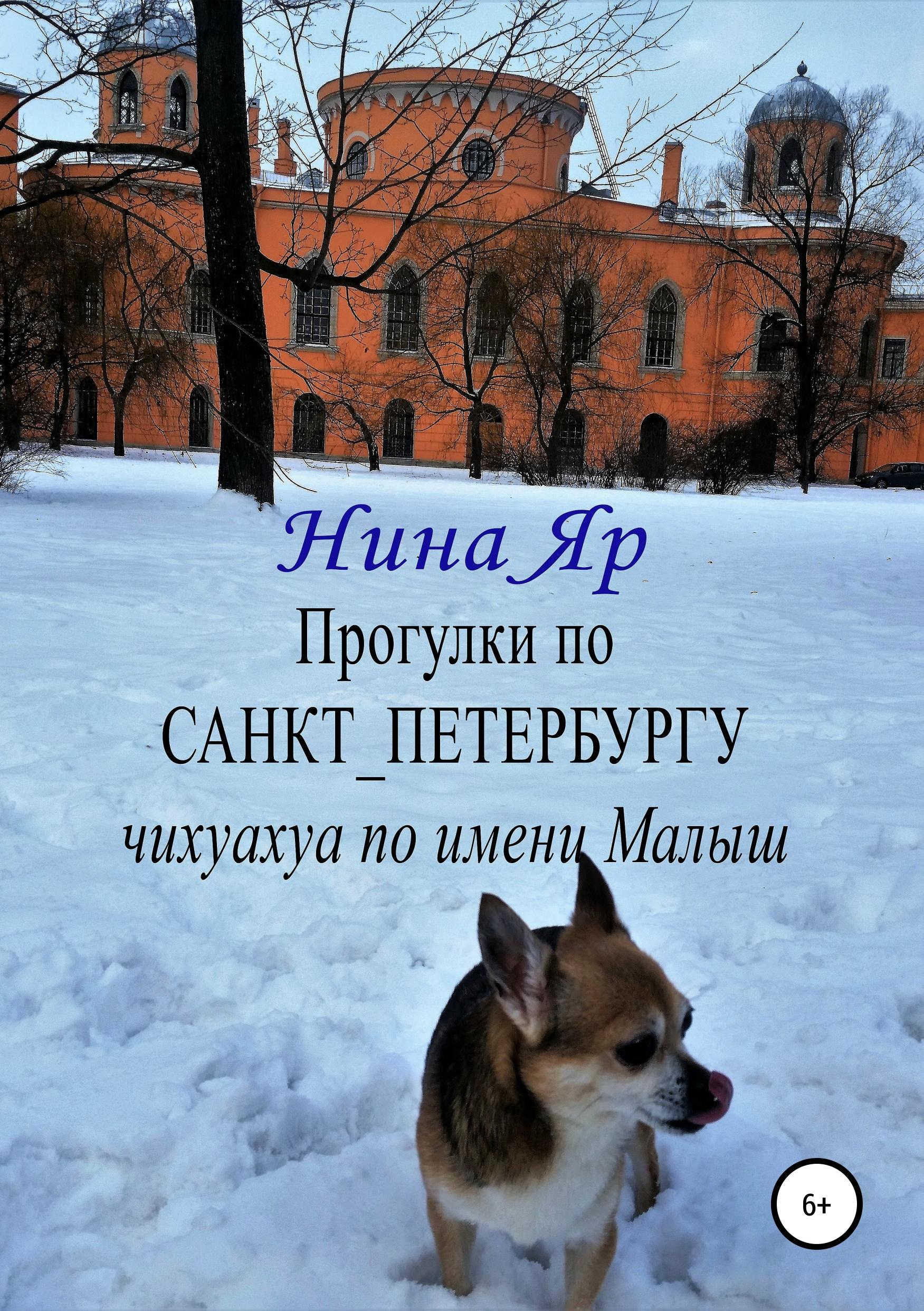 все цены на Нина Яр Прогулки по Санкт-Петербургу онлайн