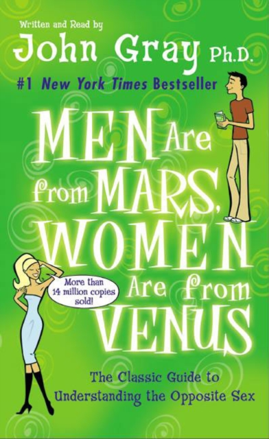 Men are from Mars, Women are from Venus фото