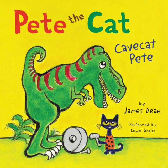 цена на James Dean Pete the Cat: Cavecat Pete