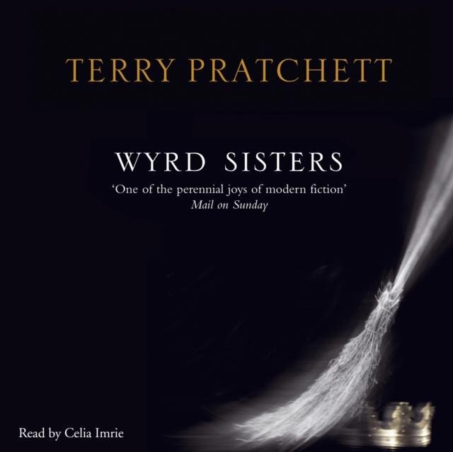 Terry Pratchett Wyrd Sisters terry pratchett small gods