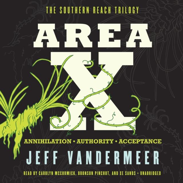 Jeff VanderMeer Area X