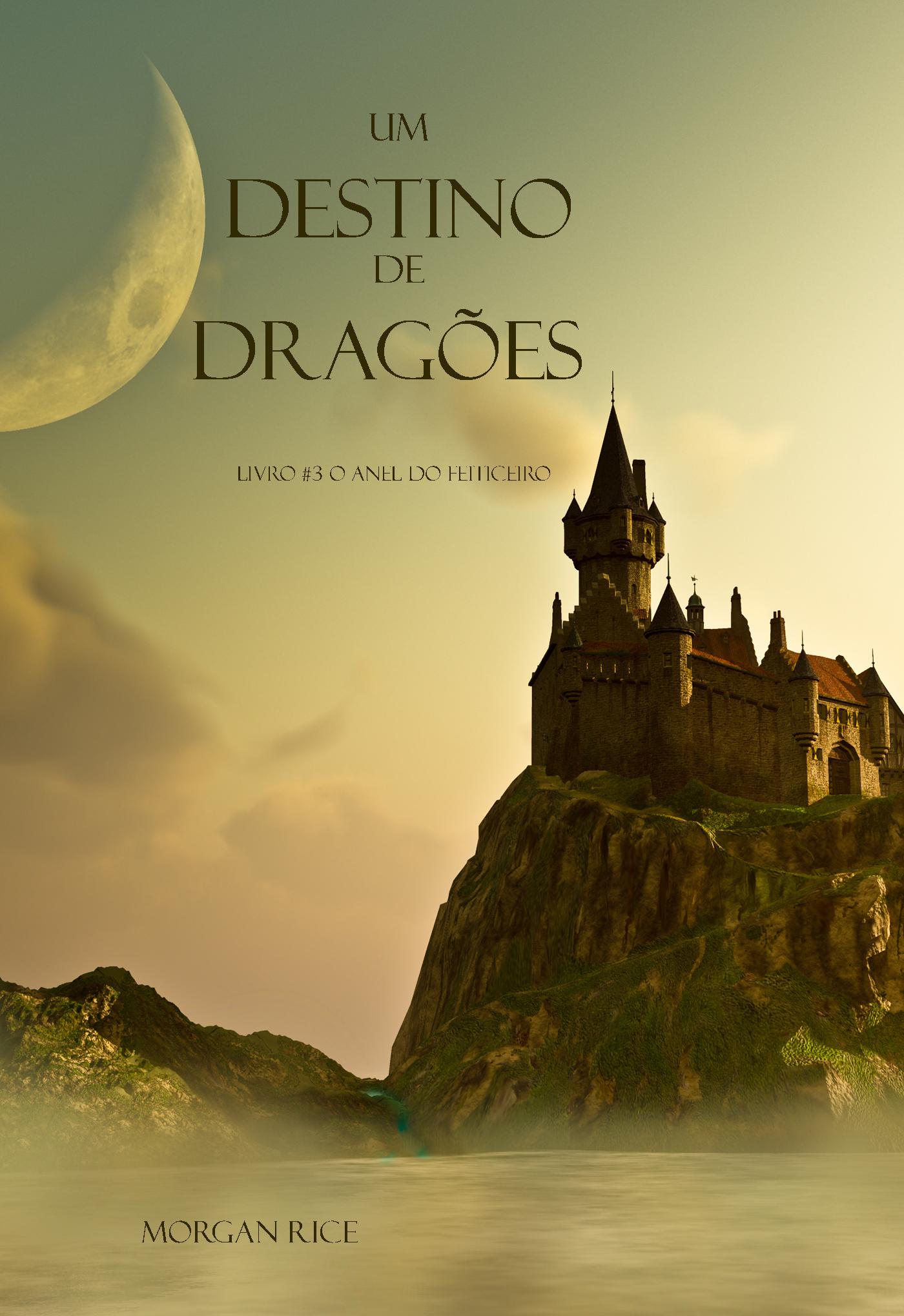 купить Морган Райс Um Destino De Dragões дешево